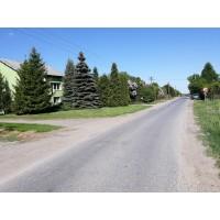 Projektowana nowa droga przez Polik ma by realizowana wkilku etapach foto Tomasz Guzek